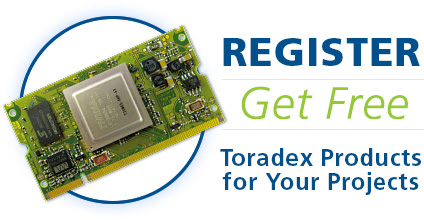Toradex - Get Free Sample