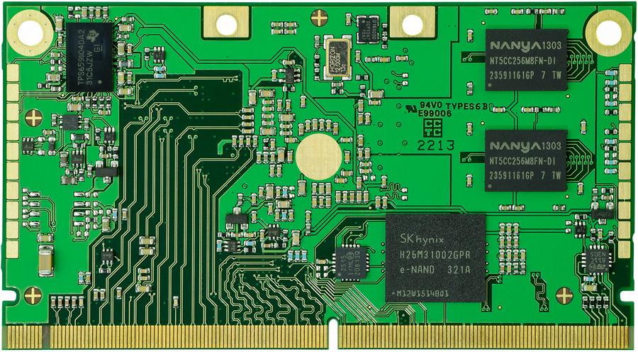 Nvidia Tegra 3 Computer On Module Apalis T30