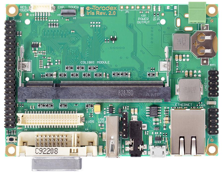 Nxp Freescale I Mx 6 Based Arm Computer Module Colibri Imx6
