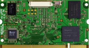 NVIDIA Tegra 3 Computer on Module - Colibri T30 - Back