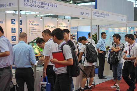 Toradex @ IPC & Embedded Expo 2013, Shenzhen