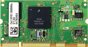 NXP/Freescale Vybrid VF6xx Computer on Module - Colibri VF61 - Front