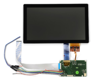 Capacitive Multi Touch Display 10