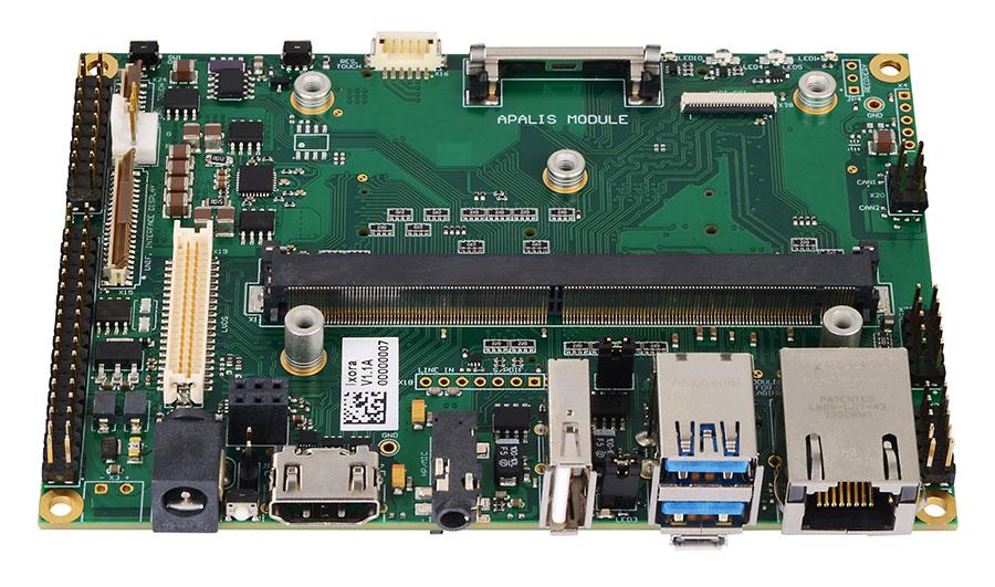 NXP i MX 8QM Computer on Module - Apalis iMX8