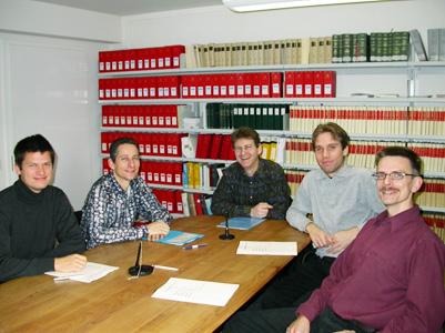 Toradex Board Members