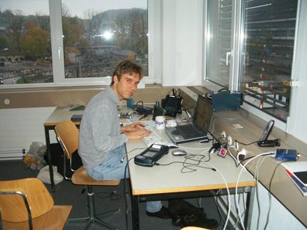 Toradex - Engineer at work