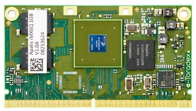 Freescale i.MX 6Quad Computer on Module - Apalis iMX6