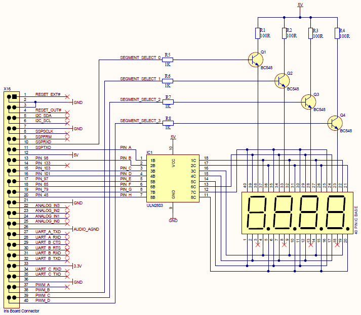 How To Use Seven Segment Display