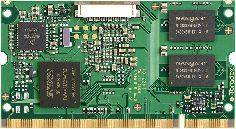 NXP/Freescale i MX 6 based Arm Computer Module - Colibri iMX6