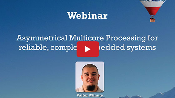 Asymmetrical multicore processing