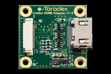 Colibri HDMI アダプター