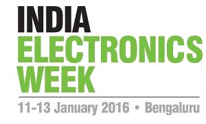 India Electronics Week 2016