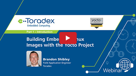 Building Embedded Linux Images with the Yocto Project