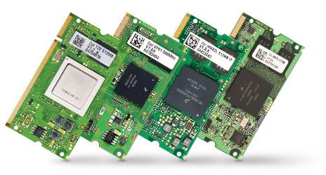 Colibri - T20, VF61, i.MX 6, i.MX 7 System on Modules