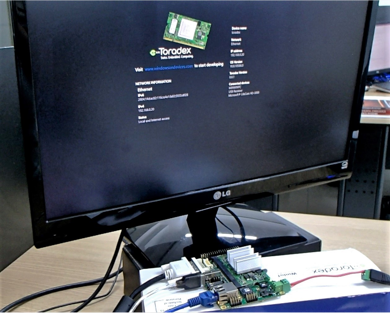 webcams sample