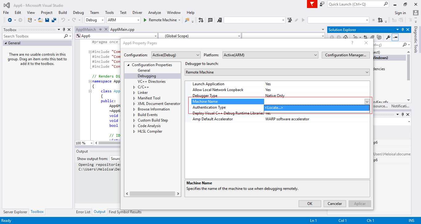 Writing a DirectX 11 Hello World on Windows IoT Core