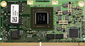 NVIDIA Tegra K1 Computer on Module - Apalis TK1 - Front