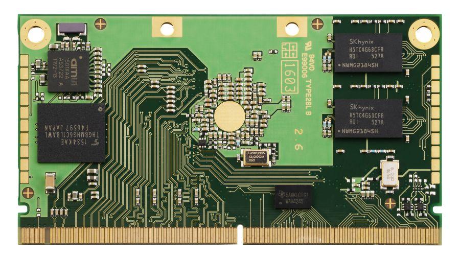 NVIDIA Tegra K1 System/Computer on Module - Apalis TK1 SoM