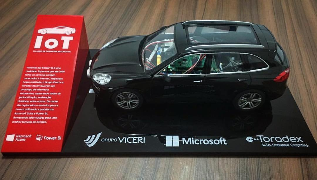 The final IoT Car version