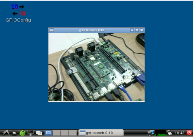 Using Cameras in Embedded Linux Systems - Colibri VF61 Module