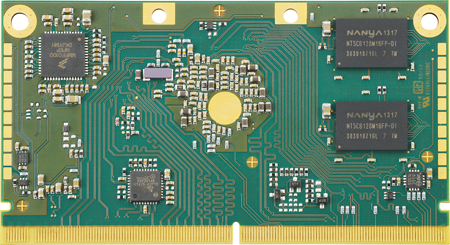 NXP/Freescale i MX 6 Arm based Computer on Module - Apalis iMX6