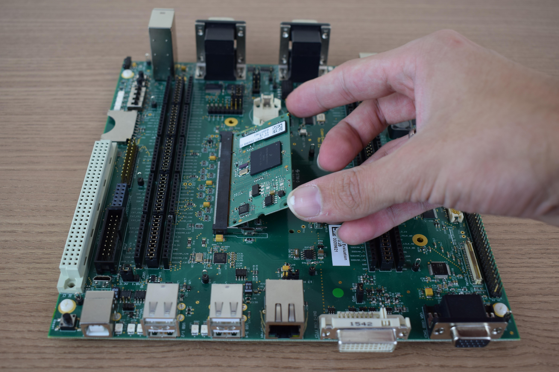 Unboxing and Setup Cables - Colibri Evaluation Board - Colibri iMX7