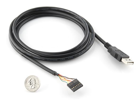 FTDI cable