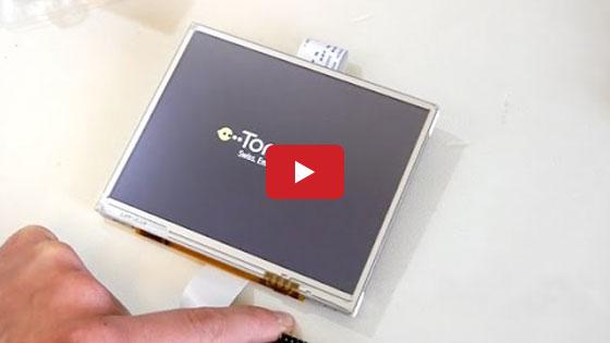 Toradex Demo: 2 Seconds Fast Boot Video