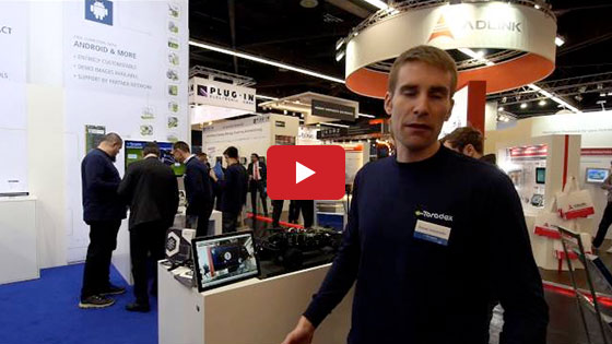 Embedded World 2016 - Toradex product demos