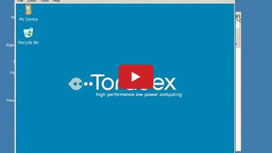 Toradex Colibri - Editing the registry