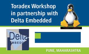 Toradex Workshop in partnership with Delta Embedded