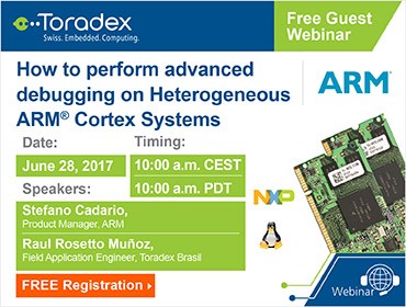 Advanced Heterogeneous Multicore Debugging with ARM DS-MDK
