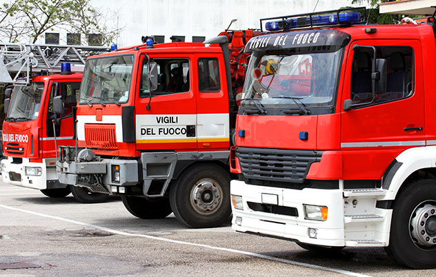 Emergency Response Vehicles