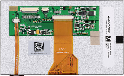 Resistive Touch Display