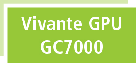GPU Vivante Dual Core GC7000