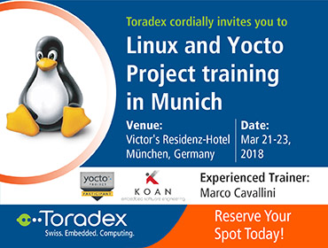 Linux and Yocto Project Training