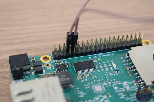 Iris UART Wiring
