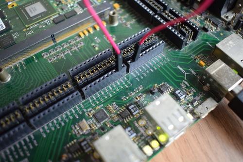 Apalis UART Wiring
