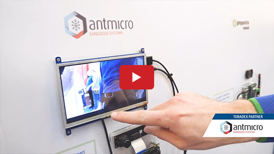 Toradex at Embedded World 2018: Antmicro - Service Partner