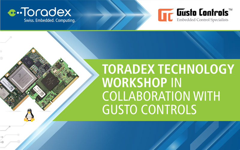 Toradex & Gusto Controls Workshop