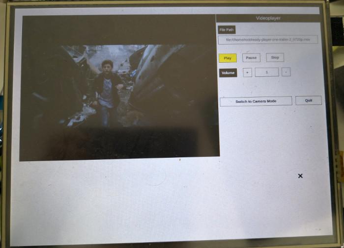 嵌入式Linux基于QML开发QT Multimedia应用