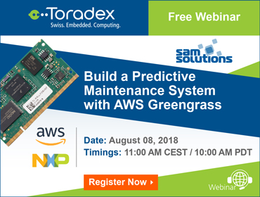 Build a Predictive Maintenance System with AWS Greengrass