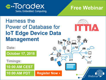 Harness the Power of Database for IoT Edge Device Data Management
