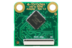 Colibri iMX8X DSI to HDMI Adapter