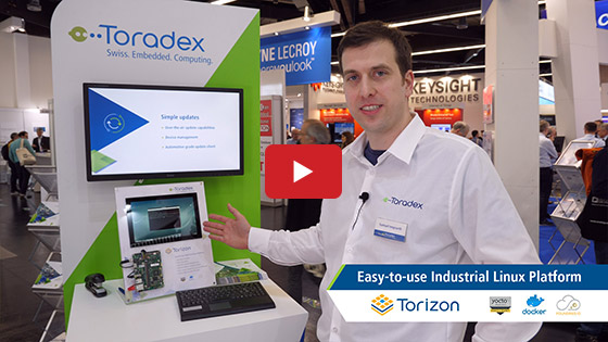 Embedded World 2019 - Toradex Booth Walkthrough