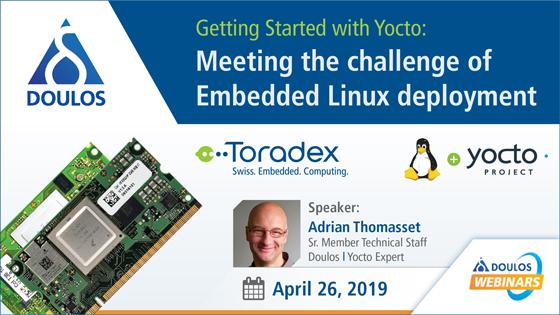 Toradex | Embedded Computing Solutions - Webinar Recordings