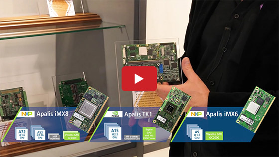 Embedded World 2019 - Toradex - Diamond Systems Corporation