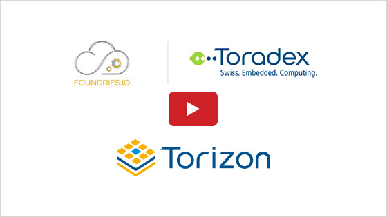 Embedded World 2019 - Toradex - Foundries.io
