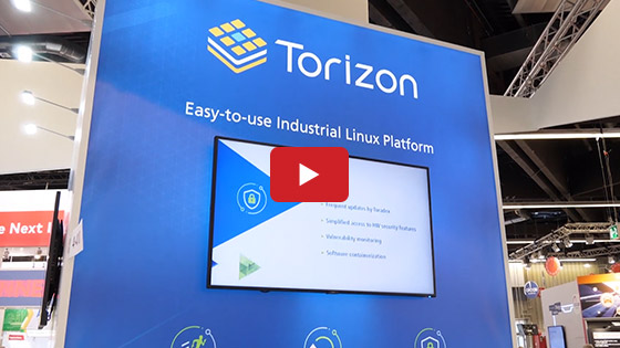 Embedded World 2019 - Torizon