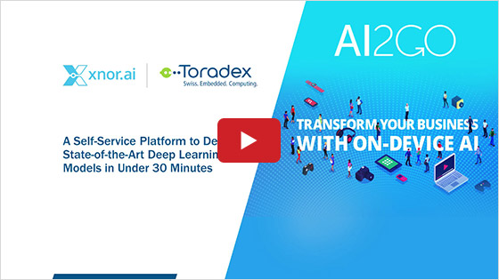 AI2GO: A New, Self-Serve Platform for Deploying AI at the Edge